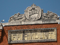 Fairmount Hotel crown